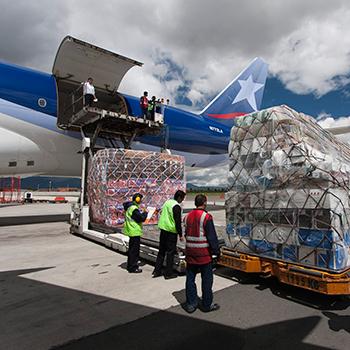 Transporte de Carga Aéreo Frete