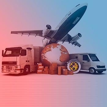 Transporte de Carga Rodo aéreo